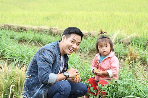 MC Nguyên Khang khám phá nét hùng vĩ của Hà Giang-7