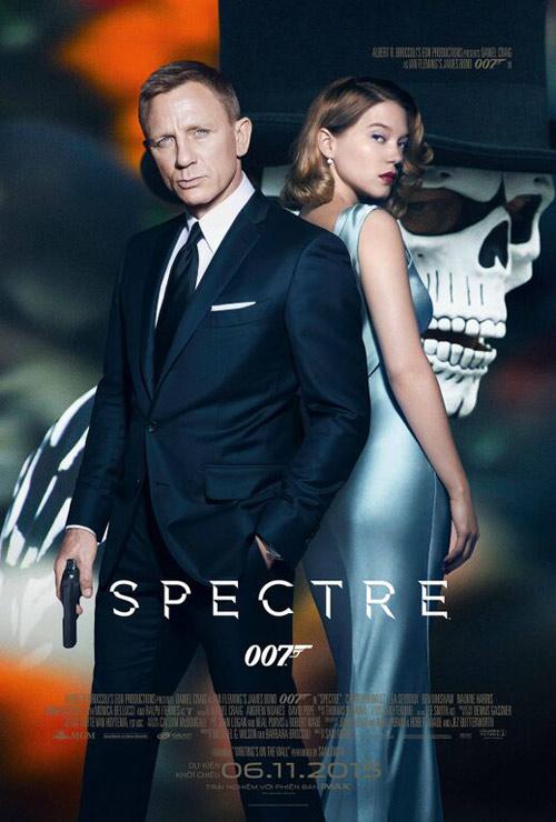 nhac phim spectre 007 lap ky luc doanh so - 2