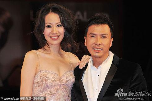 Huỳnh Hiểu Minh đặt vương miện tặng Angela Baby - 13