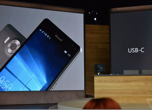 bo doi smartphone microsoft lumia 950/950xl chinh thuc trinh lang - 2