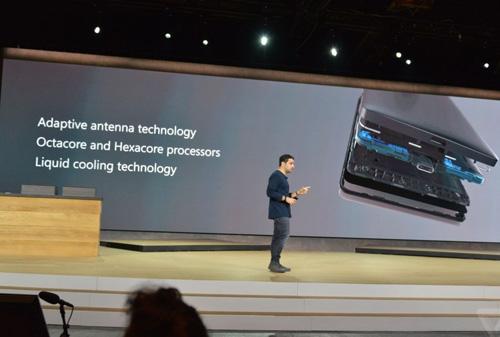 bo doi smartphone microsoft lumia 950/950xl chinh thuc trinh lang - 6