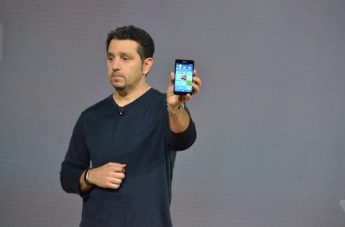 bo doi smartphone microsoft lumia 950/950xl chinh thuc trinh lang - 7