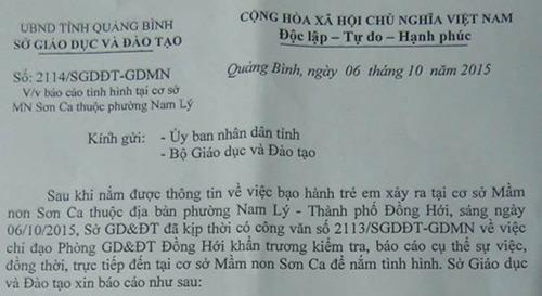 nguoi than be 15 thang chua tha thu cho bao mau bao hanh - 1