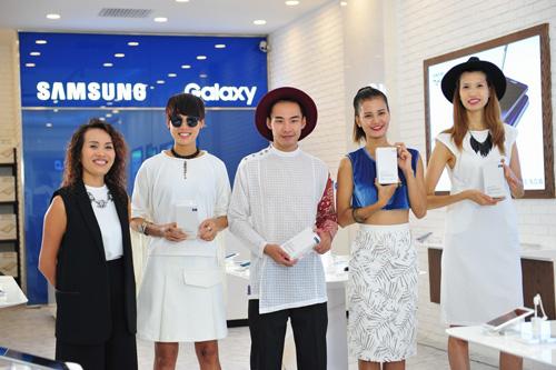 top 4 next top hao hung trai nghiem samsung galaxy s6 edge+ - 5
