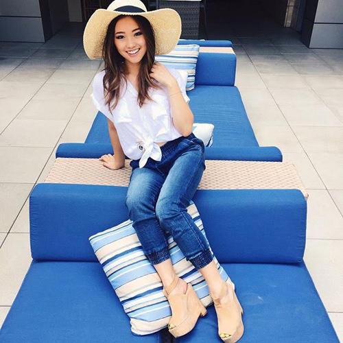 2 hot blogger thoi trang dinh dam the gioi den viet nam - 6