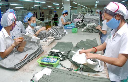 doanh nghiep voi tpp: det may cho bung no - 1