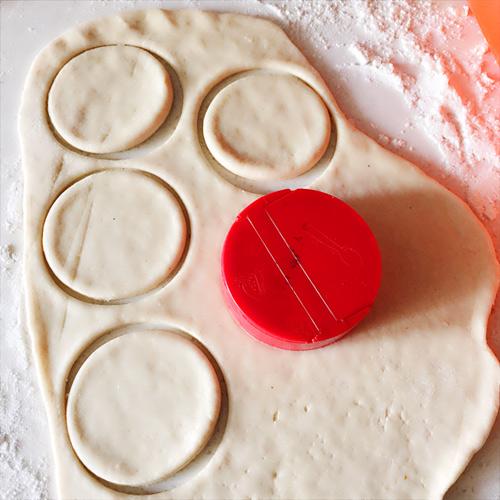 banh quy pizza mini ngon la mieng - 4