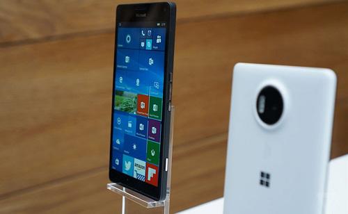 anh thuc te bo doi lumia 950, 950xl microsoft vua ra mat - 2