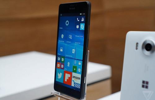 anh thuc te bo doi lumia 950, 950xl microsoft vua ra mat - 6