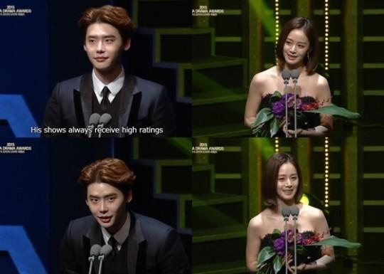 kim soo hyun thang giai daesang tai korea drama awards - 3