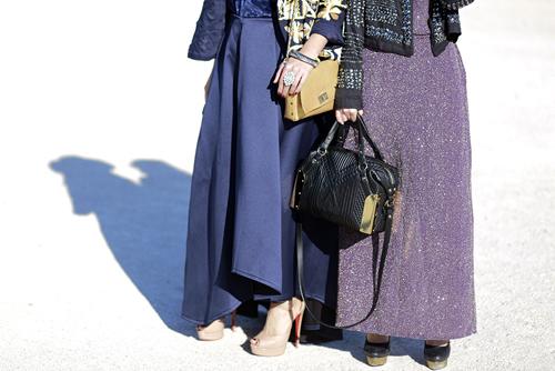 street style viet ron rang paris fashion week xuan he 2016 - 9