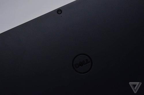 "xps 12 moi cua dell dung nam cham de ""bien hinh"" tu tablet thanh laptop - 5"