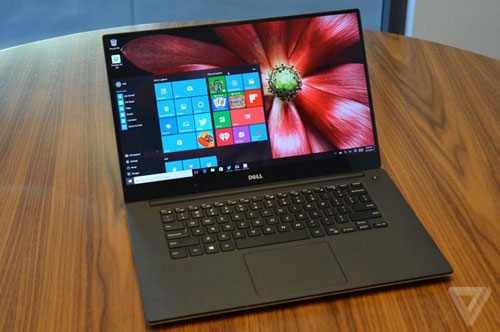 dell ra mat laptop xps 15 voi man hinh sat canh - 2