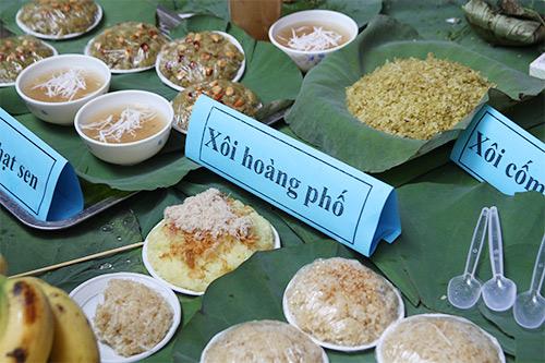 "khong gian cho com ""doc nhat vo nhi"" giua thu do - 17"