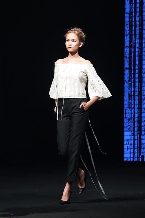 nhung quy co sang chanh cua elle fashion show 2015 - 5
