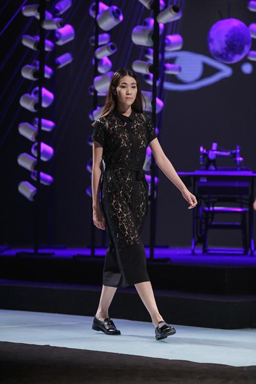 elle fashion show 2015: thoi trang ung dung len ngoi - 2