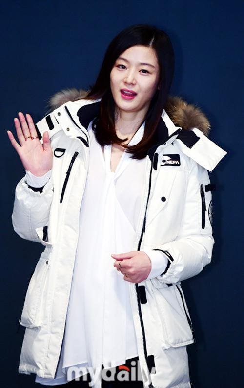 jeon ji hyun lay tay che bung bau 5 thang - 5