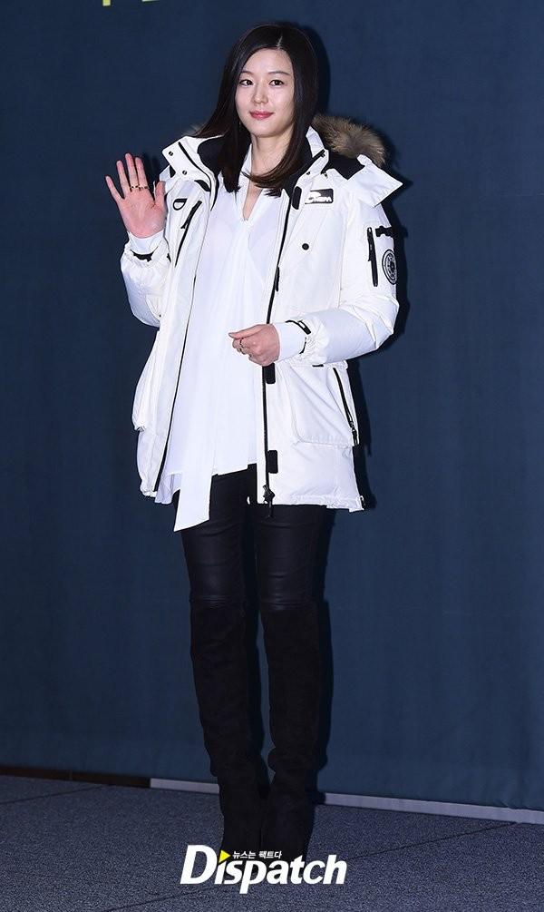 jeon ji hyun lay tay che bung bau 5 thang - 6