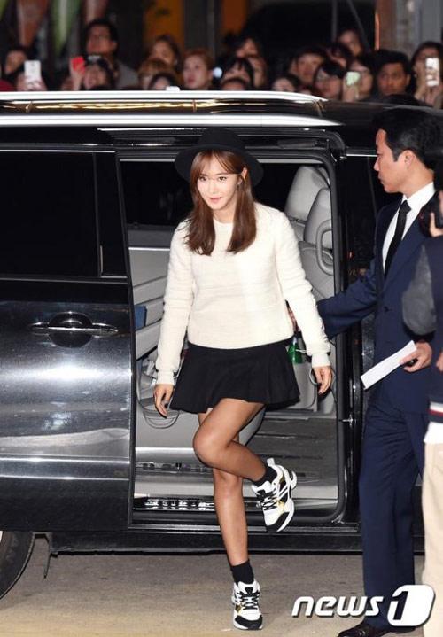 jeon ji hyun lay tay che bung bau 5 thang - 15