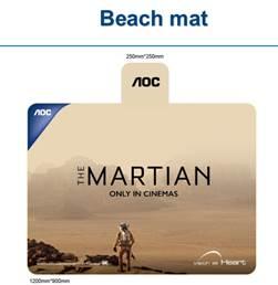 """""""the martian"""" vung vang doanh thu so 1 tren toan the gioi - 7"""
