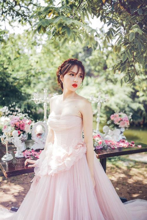 huong giang idol lan dau he lo chuyen phau thuat chuyen gioi - 5