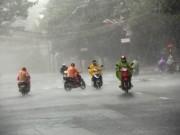 Tin tức - Miền Bắc se lạnh, miền Trung có mưa lớn