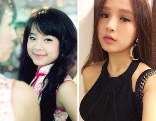 nhan sac khac la cua 3 hot girl viet 'dao keo' noi tieng nhat - 4