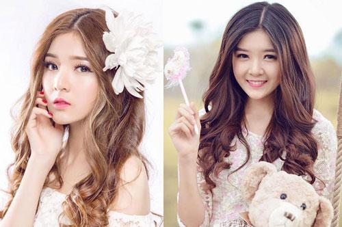 nhan sac khac la cua 3 hot girl viet 'dao keo' noi tieng nhat - 3