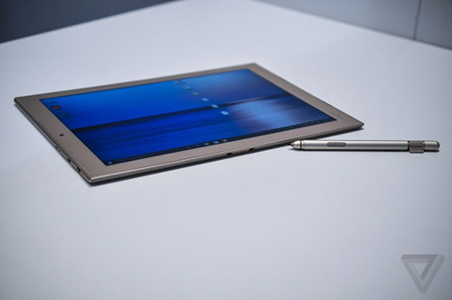 toshiba cung co tablet nhai microsoft surface voi ten goi dynapad - 10