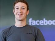Tin tức - Một năm thành công của ông chủ Facebook