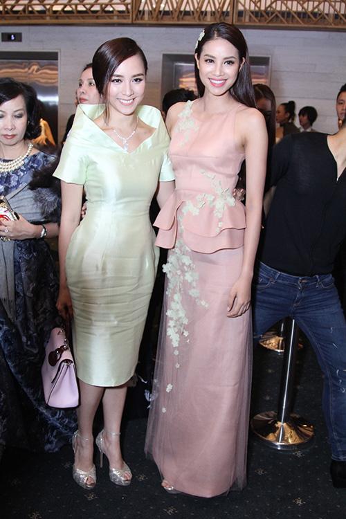 hh pham huong, angela phuong trinh lam nao dong tham do - 2