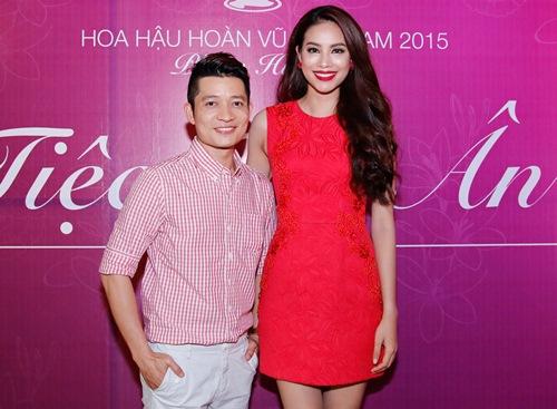 pham huong to chuc tiec mung hau dang quang - 6