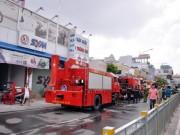 Tin tức - TP.HCM: Hai mẹ con chết cháy trong quán hủ tiếu