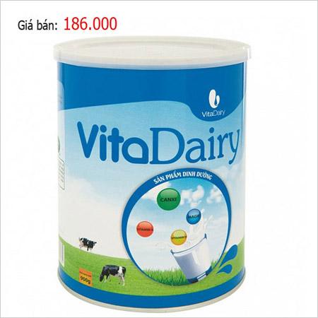 tung bung khuyen mai tai gian hang vita dairy tren deca - 2