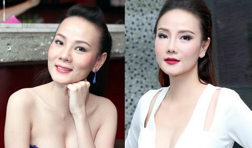 """duong yen ngoc cong khai """"dao keo"""" sau ly hon - 3"""