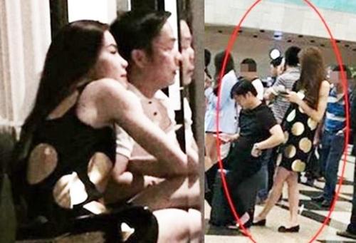 "3 scandal tinh ai lien tiep ""chan dong"" vbiz - 2"