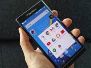 Eva Sành điệu - Chế độ bảo mật trên chiếc Android BlackBerry PRIV như thế nào?