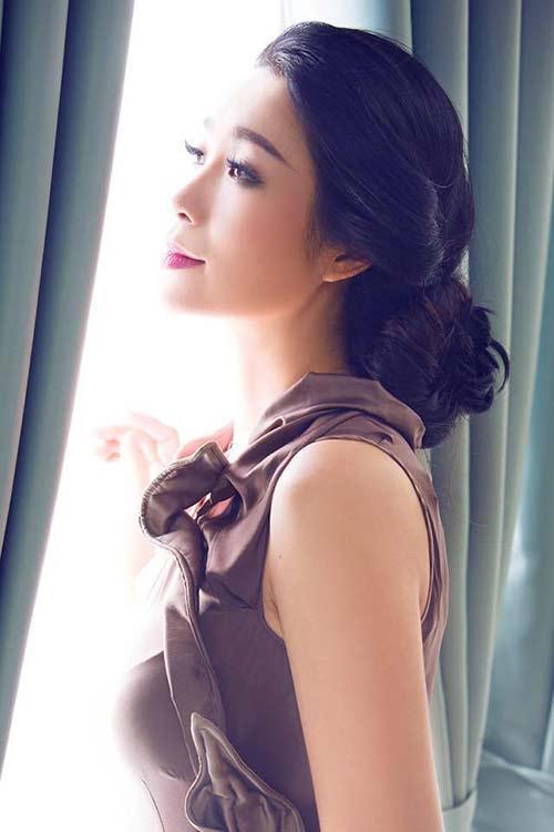 trinh kim chi khoe con gai 4 thang tuoi dang yeu - 5