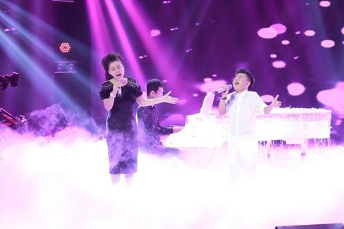 """""""cong chua toc may"""" hong minh dang quang giong hat viet nhi 2015 - 5"""
