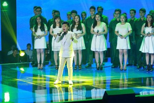 """""""cong chua toc may"""" hong minh dang quang giong hat viet nhi 2015 - 2"""