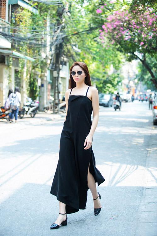 Tuần qua: Bản năng thanh lịch đáng quý của mỹ nhân Việt-9