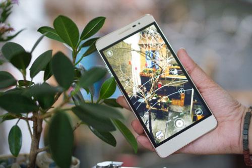 Ra mắt Coolpad Shine vi xử lý 8 nhân, cảm biến vân tay, gần 5,5 triệu đồng-1