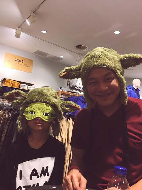 Kim Hiền đưa con gái nhỏ đi chơi cuối tuần-7