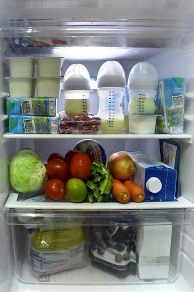 Hoàng Bách nhìn tủ lạnh, đoán tính cách - 2