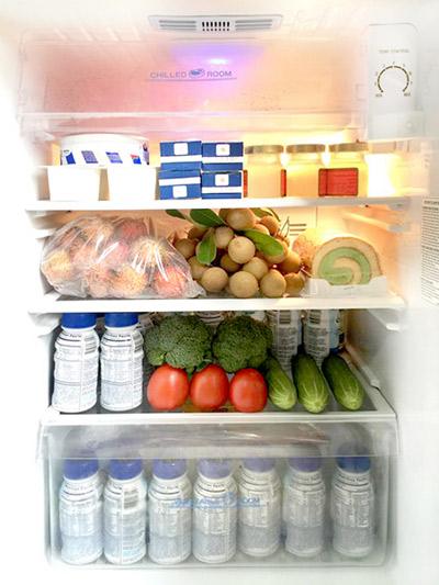 Hoàng Bách nhìn tủ lạnh, đoán tính cách - 4