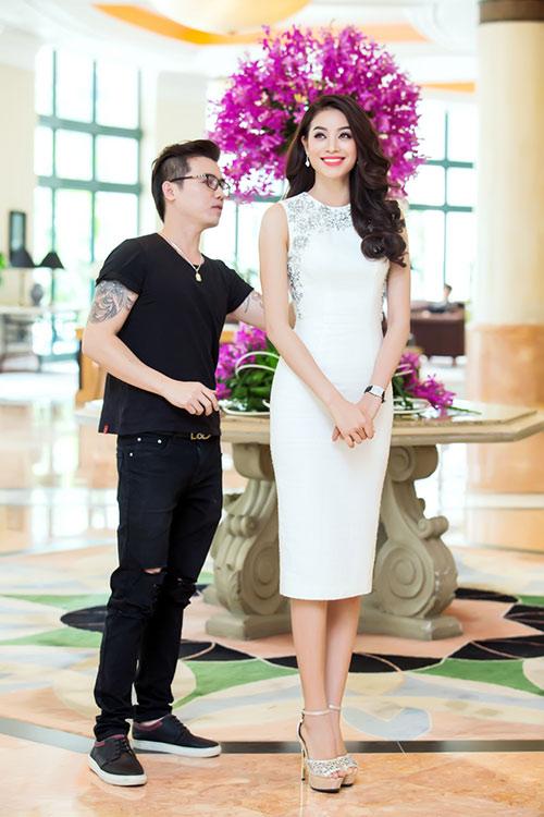 nhan sac pham huong ngam hoai khong chan mat - 12