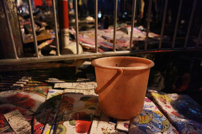 Hiện trường vụ cháy nhà 4 tầng trên phố cổ Hàng Mã-10