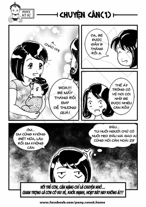 Ký sự ăn dặm bằng tranh cực bổ ích của mẹ Việt-10