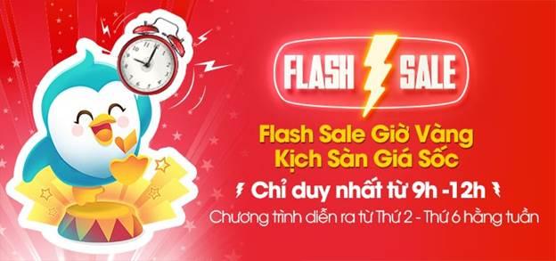 """""""Săn"""" Flash Sales giảm giá đến 90% nhiều sản phẩm hấp dẫn trên Deca-1"""