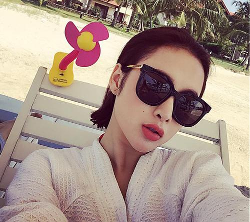 Tăng Thanh Hà, Angela Phương Trinh dẫn đầu trào lưu tóc bob-2